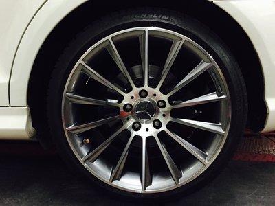 賓士 Benz w204 w205 18吋 鋁圈 c63式樣