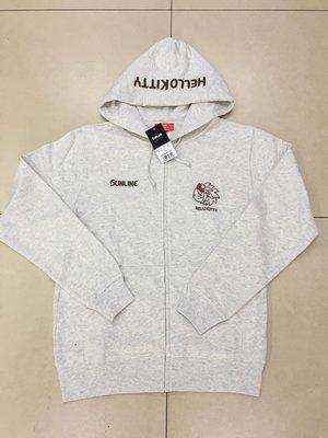 五豐釣具-SUNLINE 2019日本限定HELLO KITTY付帽外套SKT-1912特價1500元