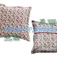 ╭☆凱薩小舖☆╮【IKEA】新品搶鮮上市鄉村風格浪漫花漾.雙面 50*50 抱枕套-絕版限量