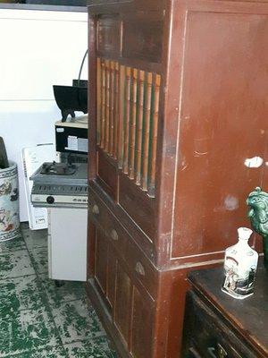 民國早期檜木菜櫥