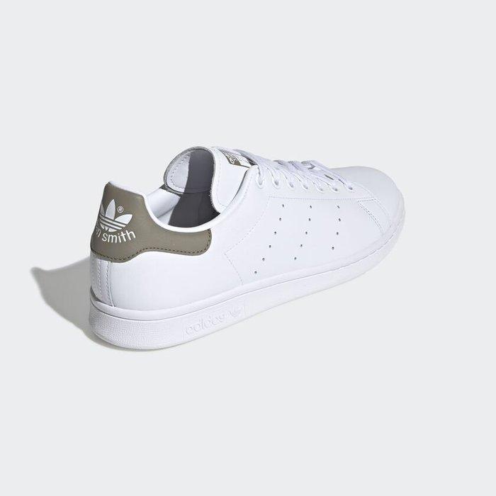 Adidas Originals 全新 Stan Smith 白色 泥灰色 灰色 運動鞋 休閒鞋 EE5798
