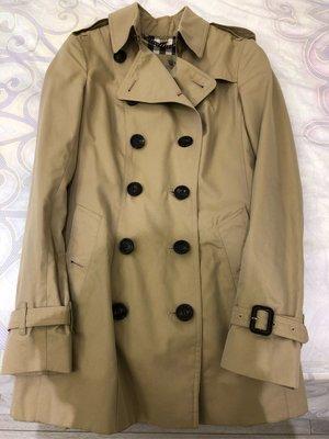 burberry Sandringham 經典款 風衣 大衣 外套