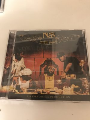 [Hip-Hop] Nas - Street Disciple 雙CD/美版/稀有/保存良好 二手