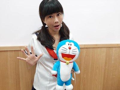 哆啦A夢娃娃~日本人氣卡通~哆啦A夢娃娃 多啦a夢~小叮噹玩偶~小叮鈴~叮噹妹妹 小朋友禮物