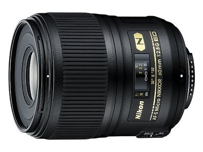 【高雄四海】Nikon AF-S 60mm F2.8G Micro N 全新平輸.一年保固.奈米鍍膜微距鏡.F2.8 G