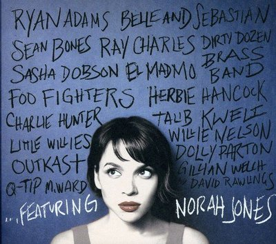 Norah Jones Featuring Norah Jones CD 2010 (包郵)