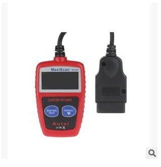 MS309汽車故障診斷儀   讀碼器讀取器  汽車維修工具ELM327