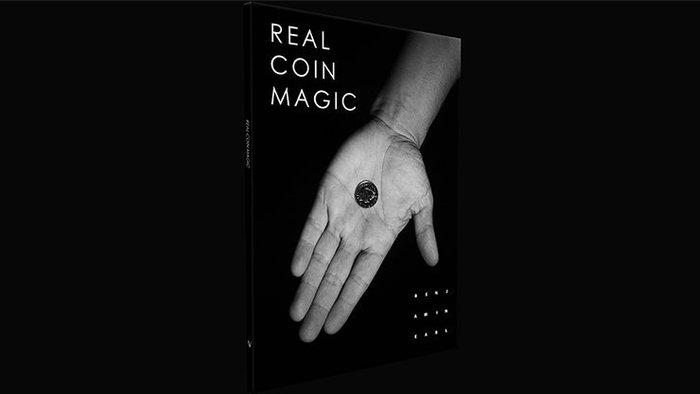 【天天魔法】【S704】正宗原廠~真實硬幣魔術~Real Coin Magic by Benjamin Earl