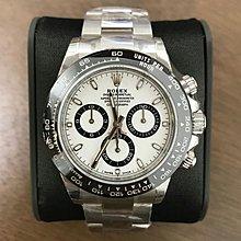 Rolex 116500LN White