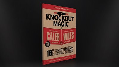 [魔術魂道具Shop]Main Event: The Knockout Magic of Caleb Wiles