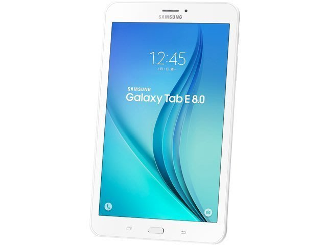 全新 三星 SAMSUNG GALAXY Tab E 8.0 4G LTE 8吋 平板電腦 5,000mAh電量 白