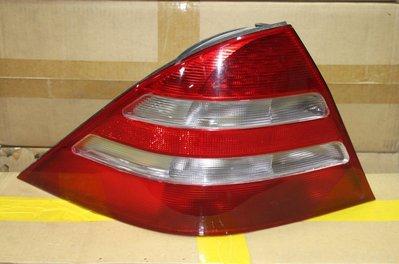 W220 Benz S系列 98-02年原廠尾燈 中古,另有W221 S350、S400正廠後燈