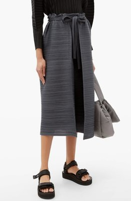 PLEATS PLEASE ISSEY MIYAKE Thicker Bounce 褲裙