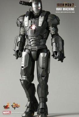 HOT TOYS MMS120 IRON MAN2 War Machine 鋼鐵人