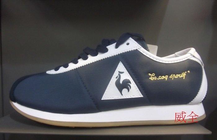 【威全全能運動館】Le Coq Sportif 公雞牌 休閒慢跑鞋 現貨 LGJ73317保證正品公司貨 男女鞋 情侶鞋