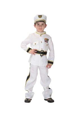 萬聖節服飾,萬聖節裝扮,聖誕舞會,變裝派對,兒童變裝服-帥氣小海軍