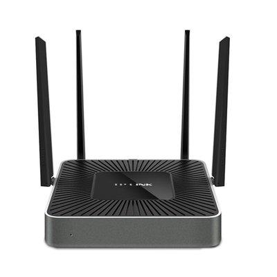 蘿莉正品路由器TP-LINK TL-WAR1200L 雙頻無線路由器AC千兆多WAN帶寬疊加大功率wifi覆蓋高速5g企業商用上網行為管理APP遠程