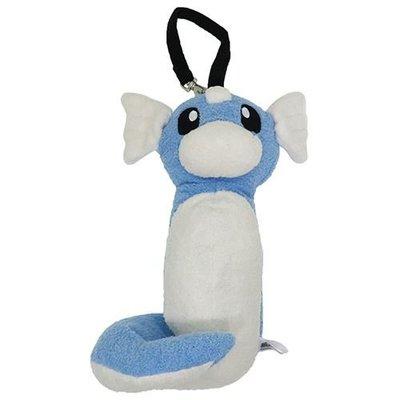 尼德斯Nydus 日本正版 POKEMON 精靈寶可夢 神奇寶貝 迷你龍 零錢包 絨毛玩偶 娃娃 吊飾