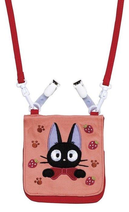 現貨不必等 魔女宅急便 KIKI 琪琪 黑貓 側背袋 多功能 收納小包 4992272545951 C