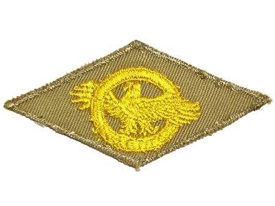 美軍公發 二戰 Honorable Discharge Emblem 榮譽退役標章 全新