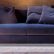雙人布沙發 矮背/訂製家具設計款/居家 實品屋 樣品屋 門廳公設/設計款 家具_DAYO CASA