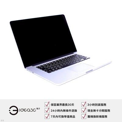 「點子3C」MacBook Pro Retina 15吋筆電 i7 2.2G【店保1個月】16G 256G A1398 2014款 BI041