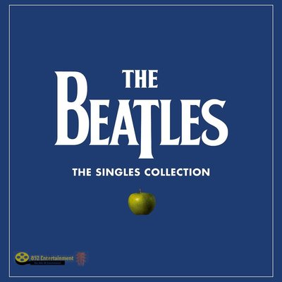THE BEATLES 披頭四 The Singles Collection 23x7英寸黑膠唱片Box Set 2019 (包郵)