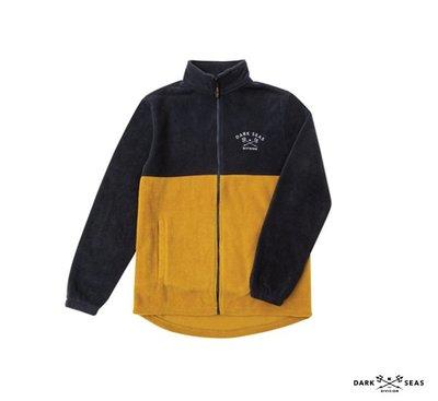 GOODFORIT / 美國Dark Seas Quiver Jacket小樽領剪裁毛絨夾克