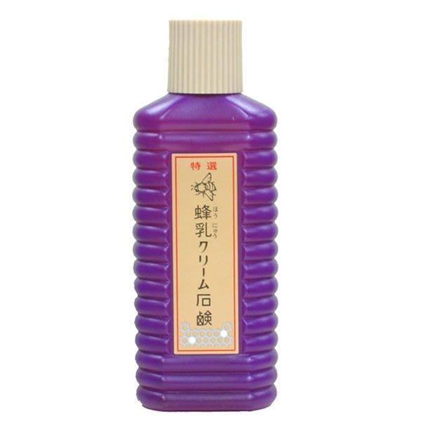 【大欣食品】蜂乳洗面乳 洗顏石鹼200ml
