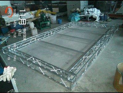 TRUSS方管鋁合金口字架 425x250cm 现货特价(规格200x200x30mm)