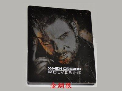 【BD藍光】X戰警 金鋼狼:限量鐵盒版X-Men Origins Wolverine(台灣繁中字幕)-新視聽推薦軟體