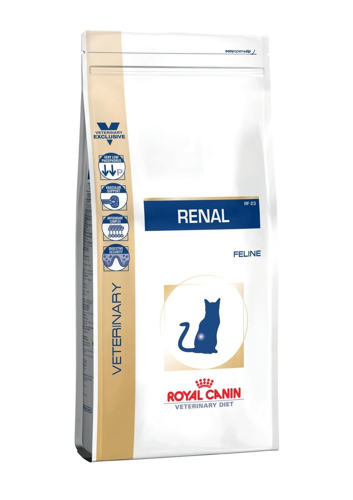 *Crazy Zoo*ROYAL CANIN 法國皇家 RF23貓腎臟處方飼料 4KG