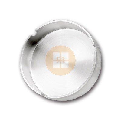 [IN LOGO印樂購]客製化禮贈品,不鏽鋼煙灰缸