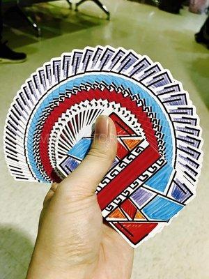 緞帶牌Red Stripe Hand Drawn Edition手繪版