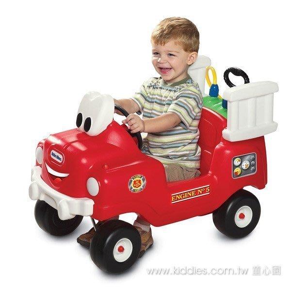美國Little Tikes消防灑水車 親子餐廳 民宿 ◎童心玩具1館◎
