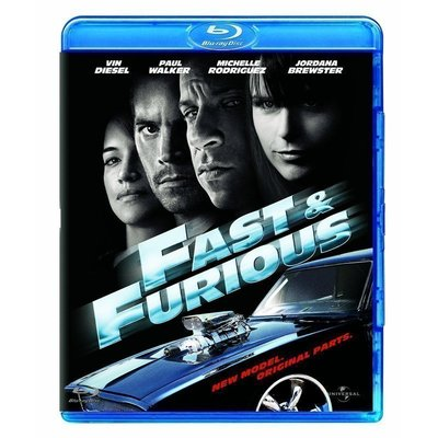 【BD藍光】玩命關頭 4 Fast and the Furious(台灣繁中字幕) - 新視聽推薦軟體
