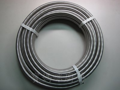 《寶媽咪廚藝 》熱水器4分波紋管 白鐵安裝管 冷熱水管