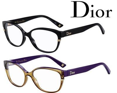 Dior ►貓眼框型  眼鏡 光學鏡框|100%全新正品|特價!