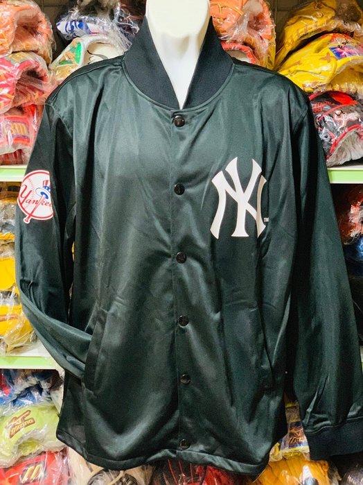 貳拾肆棒球-日本帶回美國職棒大聯盟MLB紐約洋基休閒外套/ majestic 製作