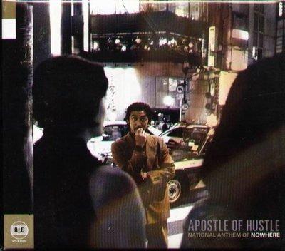 八八 - Apostle of Hustle - National Anthem Of Nowhere - 日版