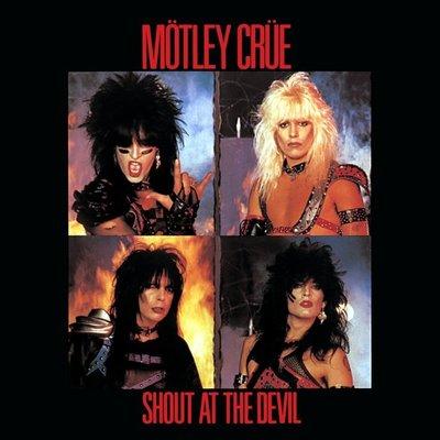 全新進口CD   motley crue  / Shout At The Devil