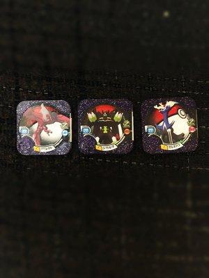 神奇寶貝Pokemon Tretta/神奇寶貝/基格爾德,紫 Y鳥,哲爾尼亞斯 X.Y .Z