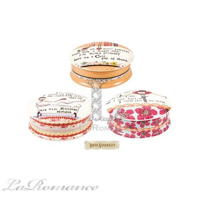 【Creative Home】Heart & Home 心戀家居系列美麗人生陶瓷珠寶盒 / 置物盒 (共三款)
