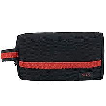 正品新款原廠 TUMI/途米 JK572 商務休閒手拿包 旅行收納袋 時尚手抓包 便攜手提化妝包洗漱包 彈道尼龍