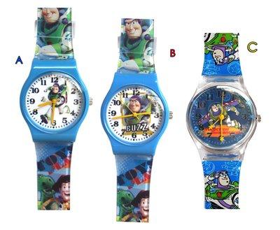 【卡漫迷】 巴斯光年 兒童錶 三款選一 ㊣版 卡通錶 胡迪 Buzz 手錶 Woody 玩具總動員 Toys Story