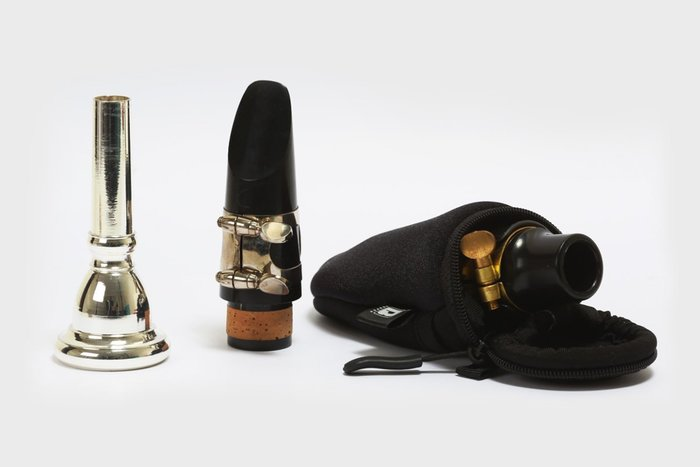 §唐川音樂§【BroPro Mouthpiece Pouch 薩克斯風 For Trombone / Alto 吹嘴袋】