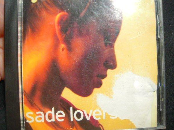 ※布箱子※二手原版CD~莎黛SADE【情人寶石LOVES ROCK】