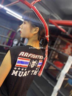 Anne運動服ARFIGHTKING泰國泰拳搏擊運動男格斗速干無袖背心播求MMA嘴炮UFC