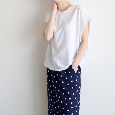 girlmonster 正韓 造型皺褶袖上衣(白/米/卡其/黑/咖啡) 【A0721】