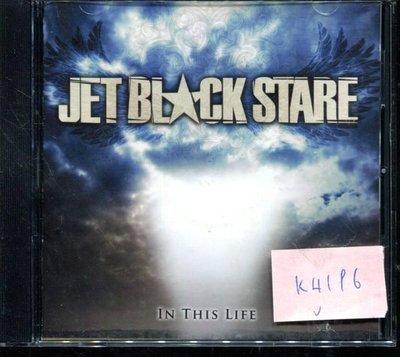 *真音樂* JET BLACK STARE / IN THIS 二手 K4196 (封面底破)  (清倉.下標賣4)